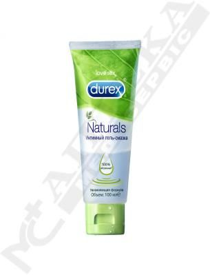 Гель-смазка Durex Naturel 100 мл