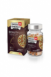 Витамины Swiss Energy BeautyVit капс. №30
