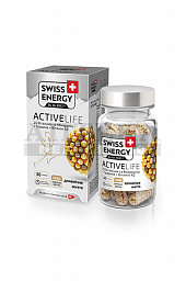 Витамины Swiss Energy ActiveLife капс. №30