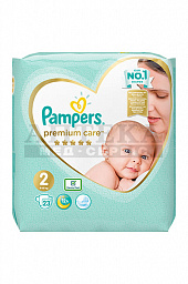 Подгузники Pampers Premium Care Mini 4-8кг №23